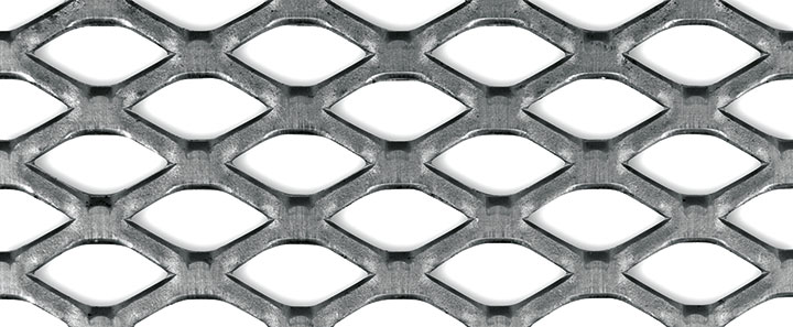 Perforated and Expanded Metal - Screen Systems