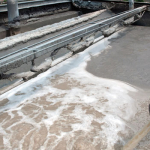Standard mild steel weldmesh