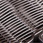 welded mesh metal belts