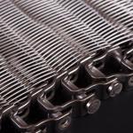 mesh metal belts