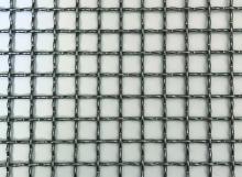 Chequer mesh