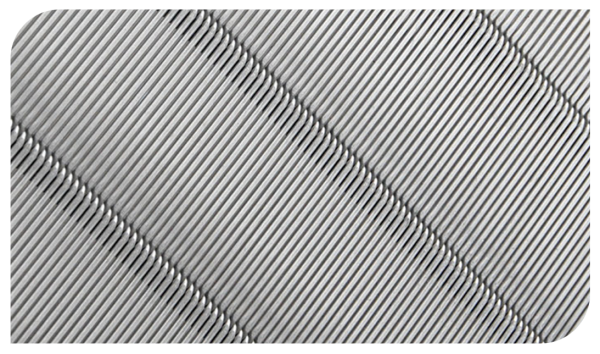 curved mesh screens