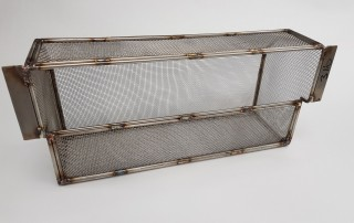 Wedge Wire Filter Frame and basket
