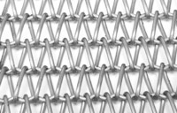 Metal belts for ovens