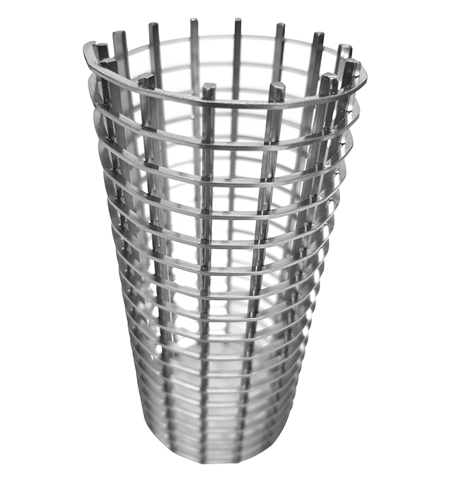 Stainless Steel Wedge Wire Cylinder