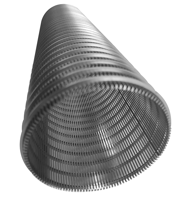 Welded Wire Tubular Filter
