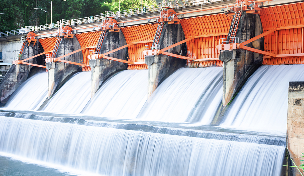 Hydropower Screens